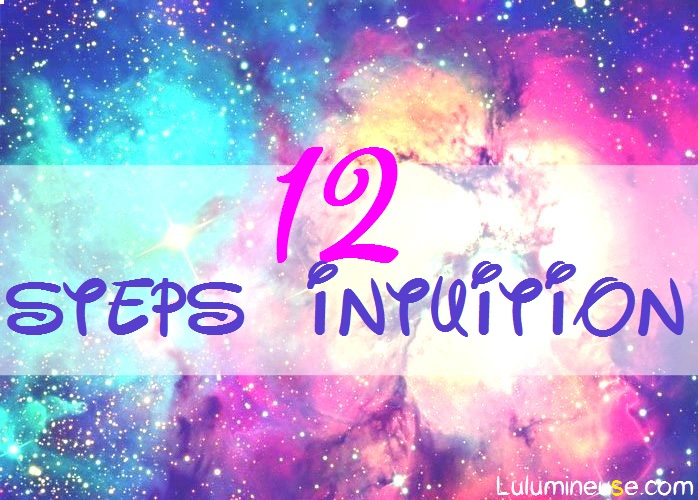 12steps intuition