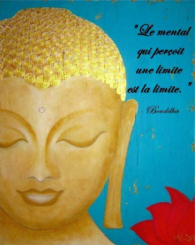 A bouddha limite