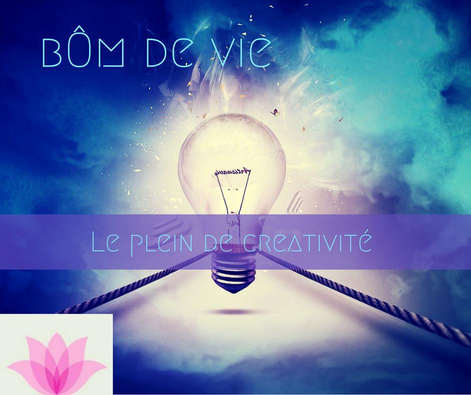 bÔm de Vie - Spécial Créativité