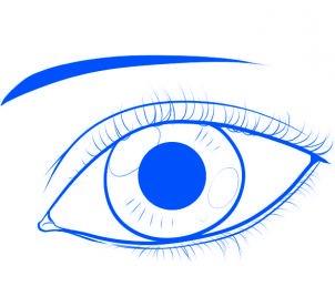 Dessiner un oeil 6