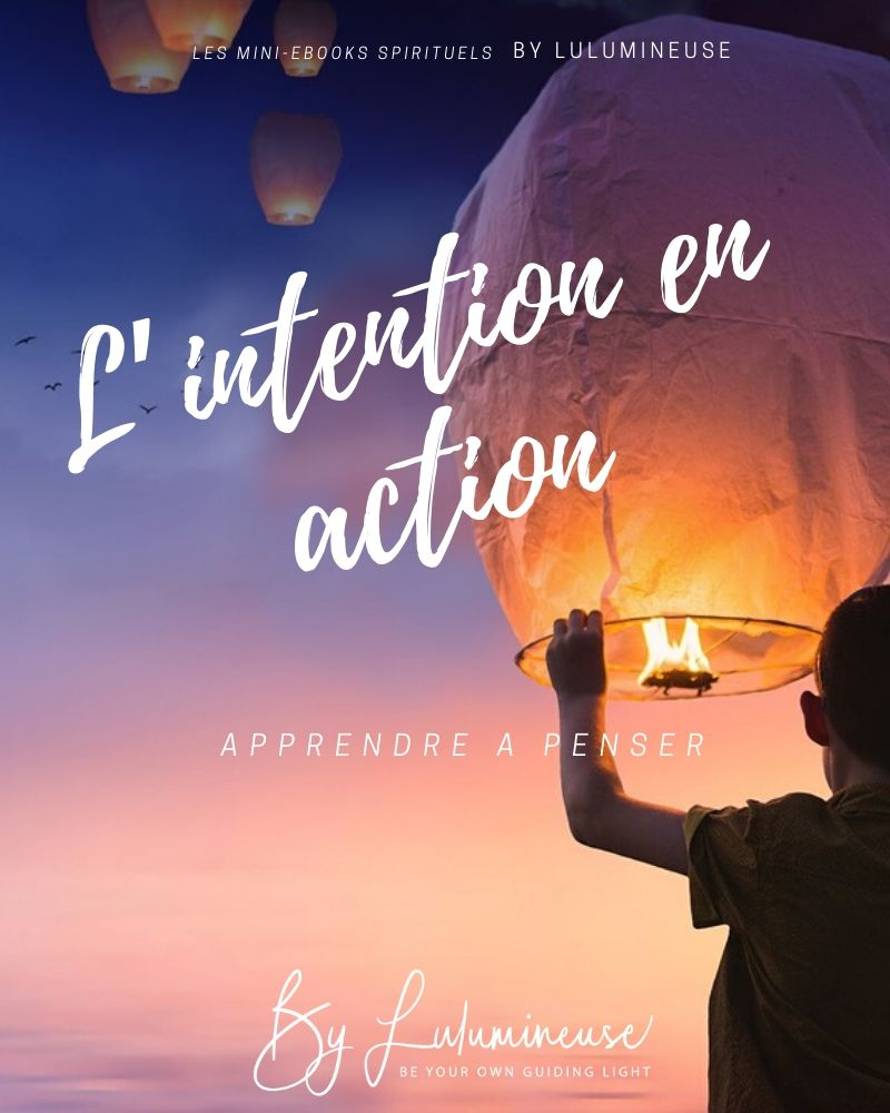 L intention en action 1