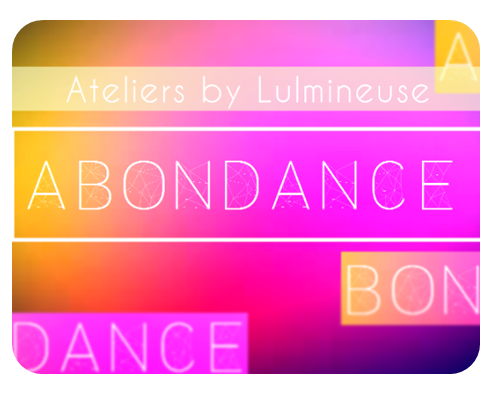 SECOND Atelier ABONDANCE - PRATIQUE