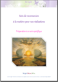 Soin reconnexion matiere